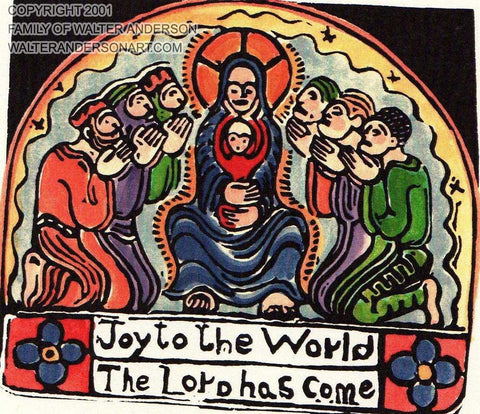 Joy to the World; Nativity