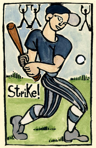Baseball - Strike