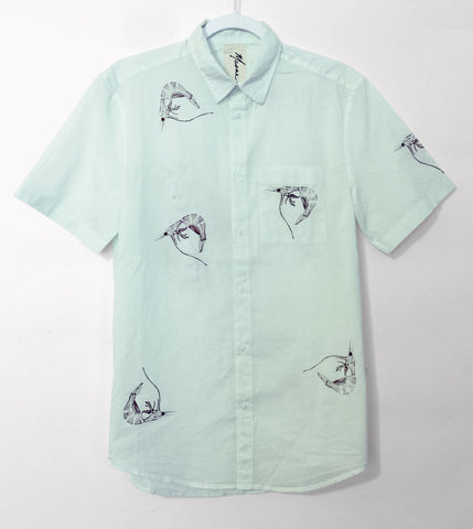 Shrimp Button Down