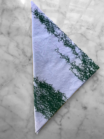 Spanish Moss Cotton Bandana