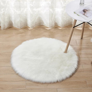 Beautiful Fur Mate For Lovely Rooms