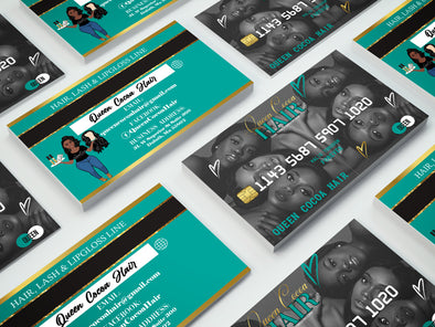 Business Card(Design Only) - MimisDesignzCompany