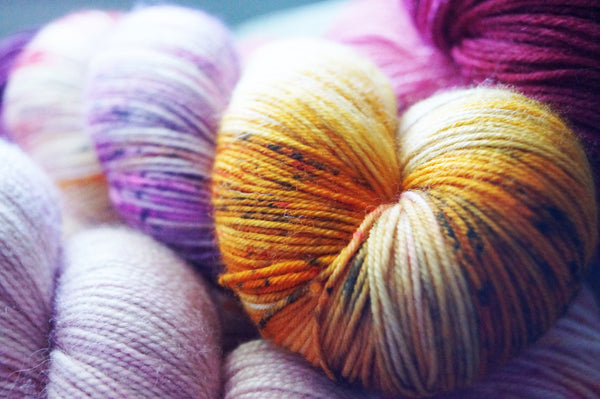 Discontinued yarn on sale