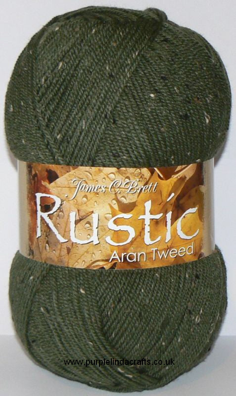 James C. Brett Rustic Aran