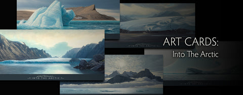 ART CARDS: INTO THE ARCTIC