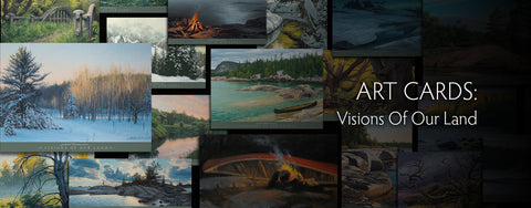 ART CARDS: Visions Of Our Land