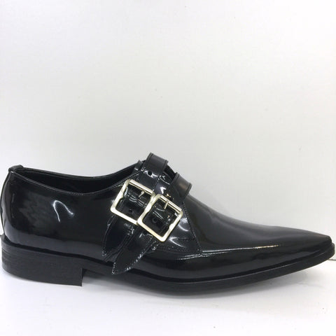 2 Strap Winklepicker Shoes