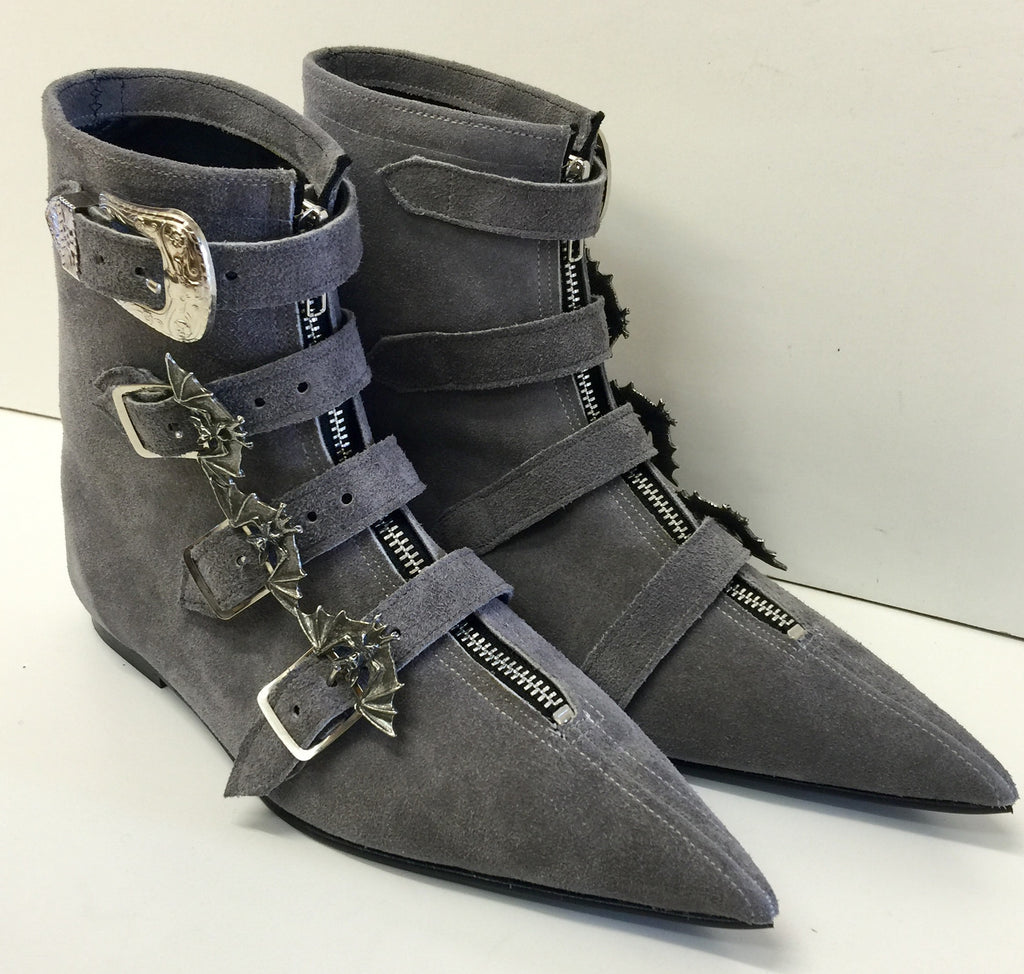 Original Pikes -Spirit boots....Choose your own buckle combination