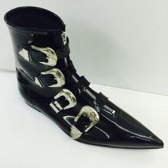 Original Pikes- Cowboy Buckle Boots