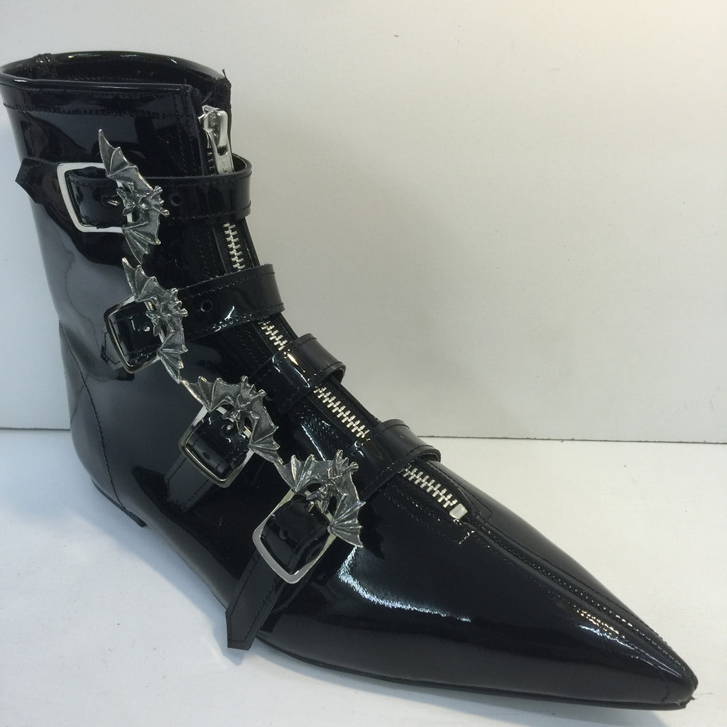 Original Pikes-Bat buckle boots