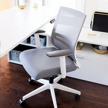 Load image into Gallery viewer, White Derby Task Chair