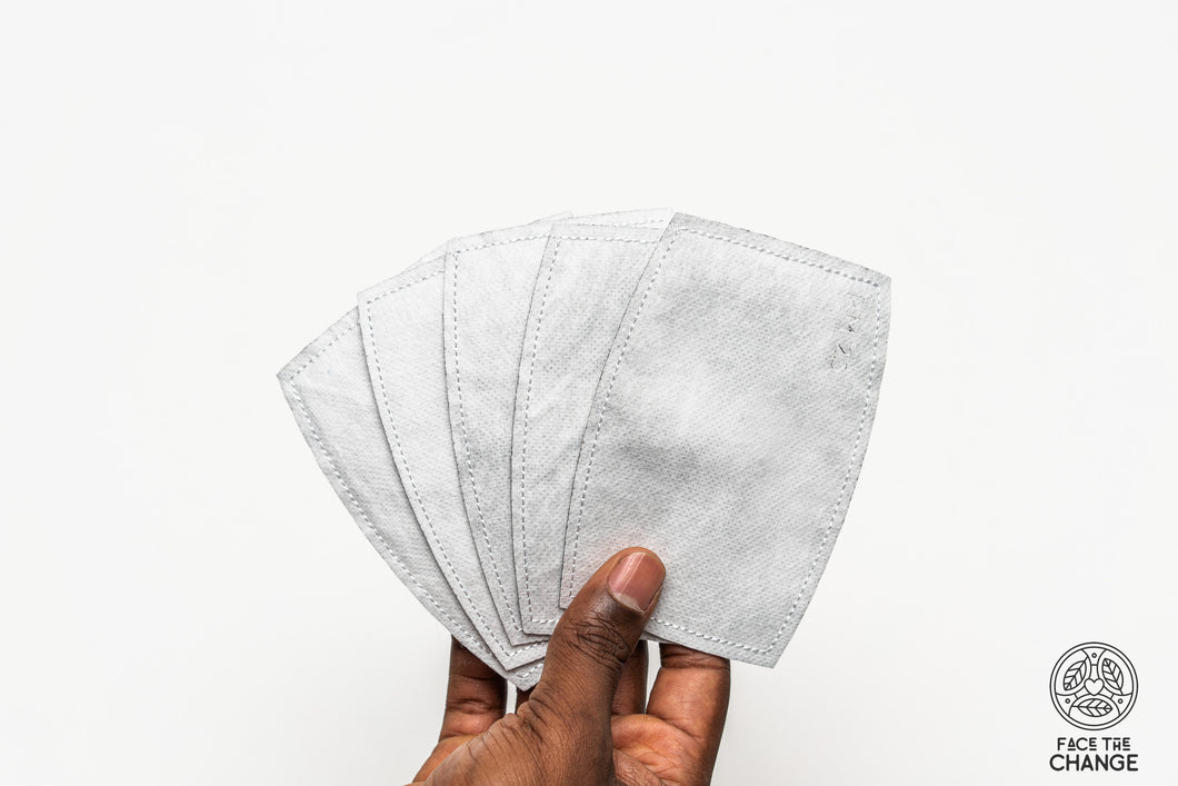 Replacement PM 2.5 filters (5 pack)
