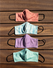 Load image into Gallery viewer, Upcycled Facemask Bundle-Pack (All four Colors)