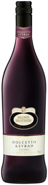 Brown Brothers Dolcetto & Syrah 750ml