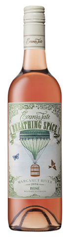Evans & Tate Breathing Space Rose 750ml