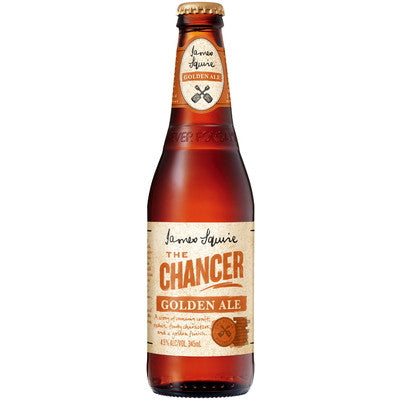 James Squire The Chancer Golden Ale 345ml 4.5%