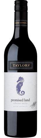 Taylors Estate Promised Land Cabernet Merlot 750ml
