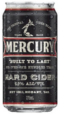 Mercury Hard Cider Can 375ml 6.9%