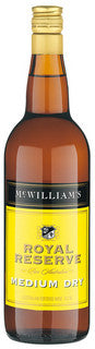 McWilliam's Medium Dry Sherry 750ml