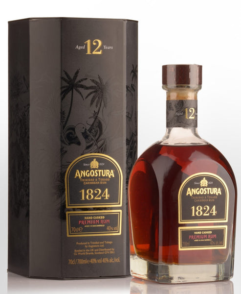 Angostura 1824 Carribean Rum 700ml 43%