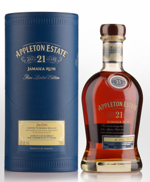 Appleton Estate Extra 21 Years 750ml 43%