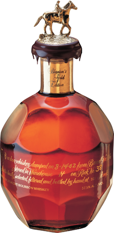Blanton's Single Barrel Bourbon Gold Edition 700ml 51.5%