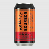 Bulleit & Cola Can 4pack 375ml 6%