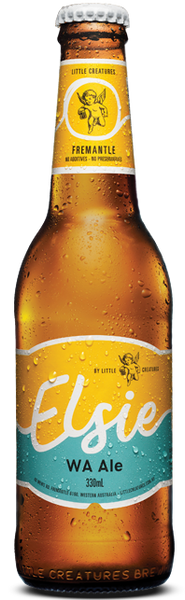 Little Creatures Elsie WA Ale 330ml 4.2%