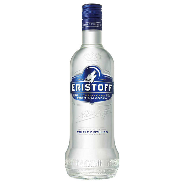 Eristoff Vodka 700ml 37.5%
