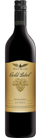 Wolf Blass Gold Label Barossa Shiraz 750ml