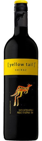 Yellow Tail Shiraz 750ml
