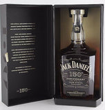 Jack Daniel's Old No.7 Tennessee Whiskey 150 Year Anniversary 1L 50%