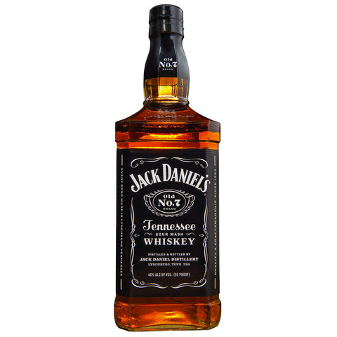 Jack Daniel's Old No.7 Tennessee Whiskey 200ml - 1.75L 40%
