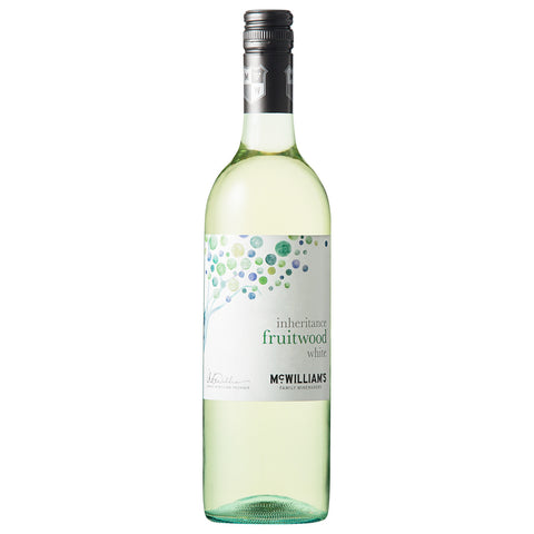 McWilliam's Inheritance Fruitwood White 750ml