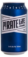 Pirate Life Pale Ale Can 355ml 5.4%