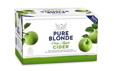 Pure Blonde Cider 355ml 4.2%