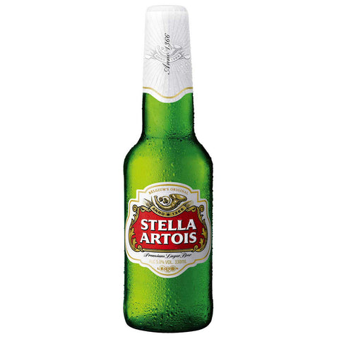 Stella Artois 330ml 5%