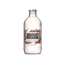 Absolut Botanik Berry Pear  4pack 5.7%
