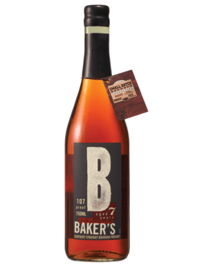 Baker's Bourbon 750ml 53.5%