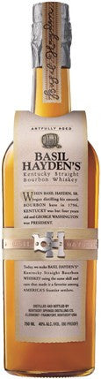 Basil Hayden's Straight Bourbon 750ml 40%