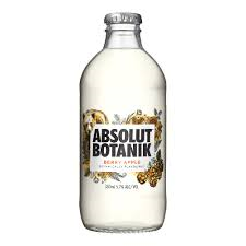 Absolut Botanik Berry Apple 4pack 330ml 5.7%