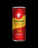 Bundaberg & Cola 33op Can 4pack 250ml 9%