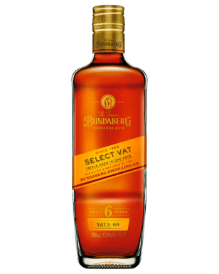 Bundaberg Select Vat Rum 700ml 37%