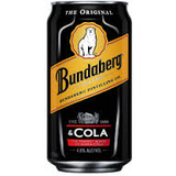 Bundaberg & Cola Can 6pack 375ml 4.6%