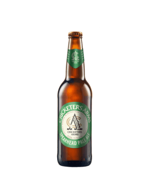 Cricketers Arms Spearhead Pale Ale 330ml 5.2%