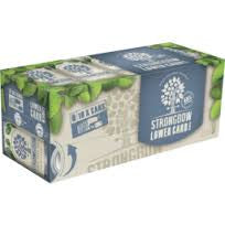 Strongbow Clear Lower Carb Cider Can 10 Pack 375ml 5%