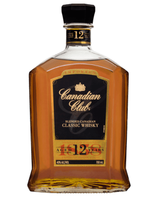 Canadian Club Classic 12yr old Whisky 700ml 40%