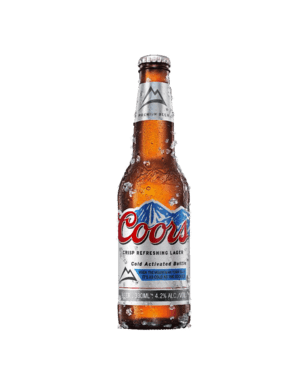 Coors 330ml 4.2%
