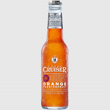 Cruiser Sunny Orange & Passionfruit 4pack 275ml 4.6%