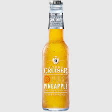 Cruiser Pure Pineapple 4pack 275ml 4.6%
